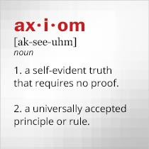 Axiom Definition