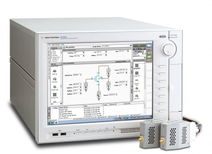 Component Analyzers, LCR, Semiconductor