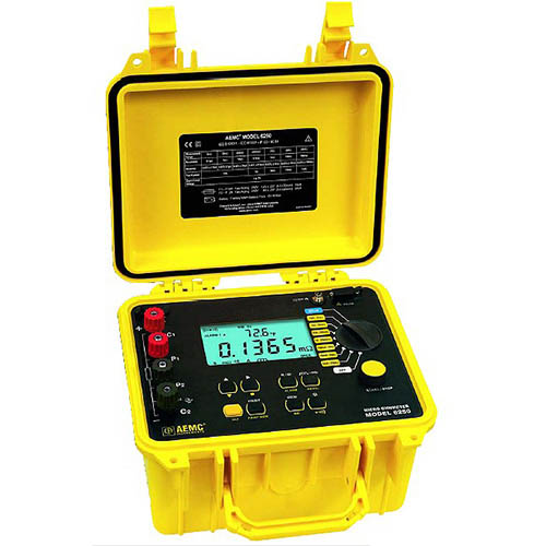 Image of AEMC-6250 by Axiom Test Equipment