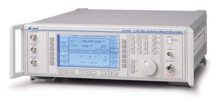 Microwave Rf Signal Generators : Rent or buy cobham aeroflex ifr marconi signal