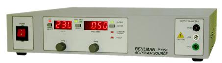 Rent or Buy Behlman P1351 AC Power Source Frequency Converter, 1350VA