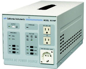 California Instruments 1001WP AC Power Source, 1000 VA, 1 Phase