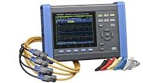 Hioki PQ3100 Power Quality Analyzer