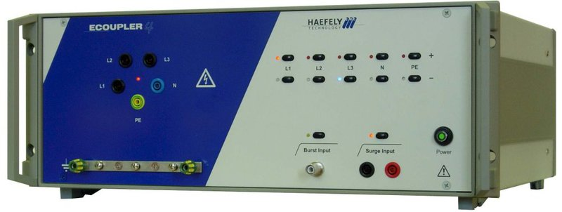 Haefely ECOUPLER 4 Three-Phase Coupling / Decoupling Network for ECOMPACT 4