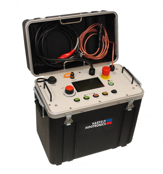 Overhead Primary Voltage Tester : Rent or buy hipotronics wave sectionalizing primary
