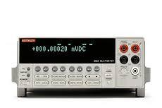 Keithley 2002 DMM, 8.5 Digits