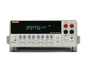 Keithley 2010 Digital Multimeter, 7.5 Digit
