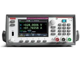Keithley 2281S-20-6 Precision Power Supply and Battery Simulator, 20V, 6A, 120W, 6.5 Digit