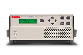 Keithley 2303 High Speed DC Power Supply, 0-15V, 3A or 0-9V, 5A, 45W