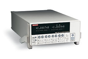 Keithley 2502 Picoammeter, 2 Ch.