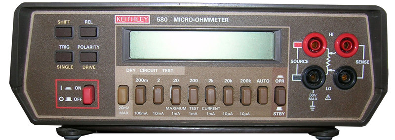 Image of Keithley-580 by Axiom Test Equipment