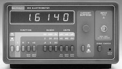 Keithley 614 Electrometer