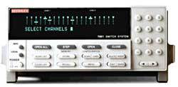 Keithley 7001 Switch System Mainframe, 2 Channel