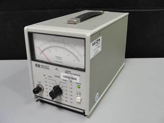 Image of Agilent-HP-3400B by Axiom Test Equipment