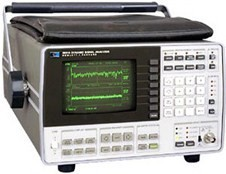 Keysight / Agilent 3561A Dynamic Signal Analyzer, 100 kHz