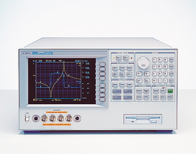 Keysight / Agilent 4294A Precision Impedance Analyzer, 40 Hz - 110 MHz