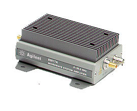 Keysight / Agilent 83017A Amplifier, 0.5 -26.5 GHz, 25 dB Gain