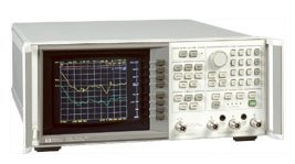 Keysight / Agilent 8753C Network Analyzer, 300 kHz - 3 GHz (or 6 GHz)