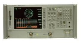 Keysight / Agilent 8753E Network Analyzer, 30 kHz  - 3 GHz (6 GHz)
