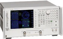 Keysight / Agilent 8753ES Network Analyzer, 30 kHz  - 3 GHz (6 GHz)