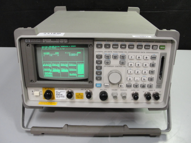 Image of Agilent-HP-8920B by Axiom Test Equipment