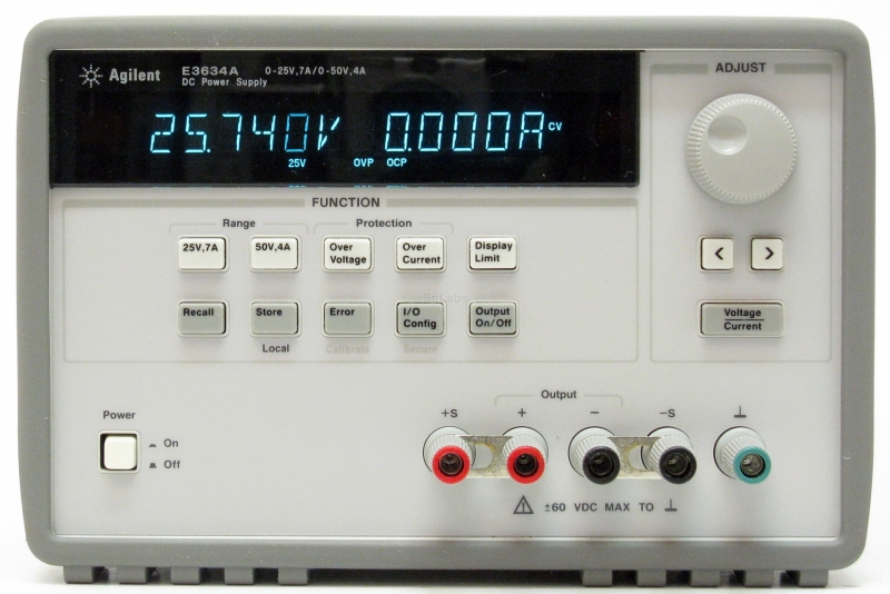 Image of Agilent-HP-E3634A by Axiom Test Equipment