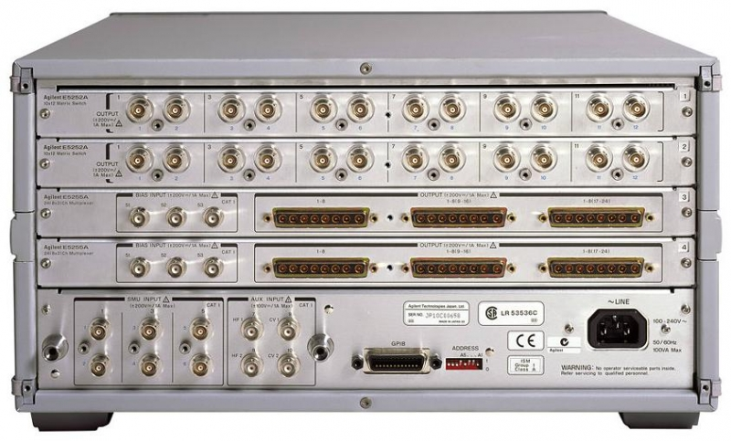 Image of Agilent-HP-E5250A by Axiom Test Equipment