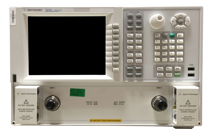 Keysight Network Analyzer : Keysight technologies agilent hp n c used or new for