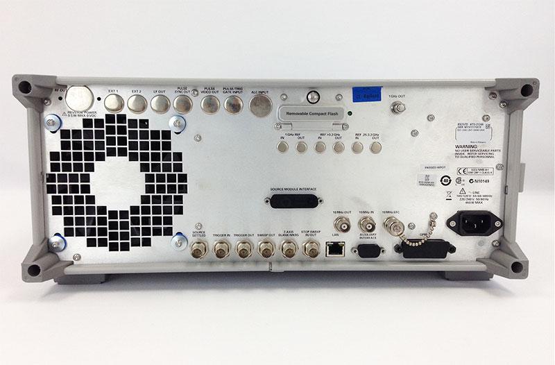 Microwave Rf Signal Generators : Agilent e c keysight hp rental repair