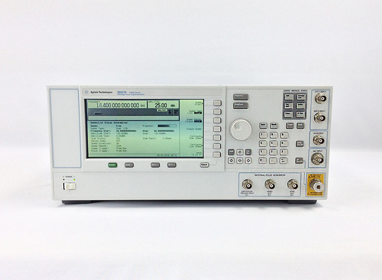 Image of Agilent-HP-E8257D by Axiom Test Equipment