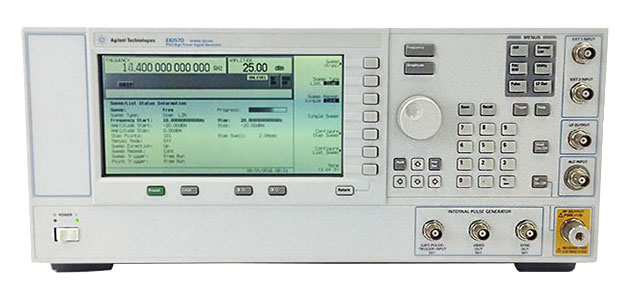 Agilent E8257D, Keysight E8257D, HP E8257D Rental, Repair