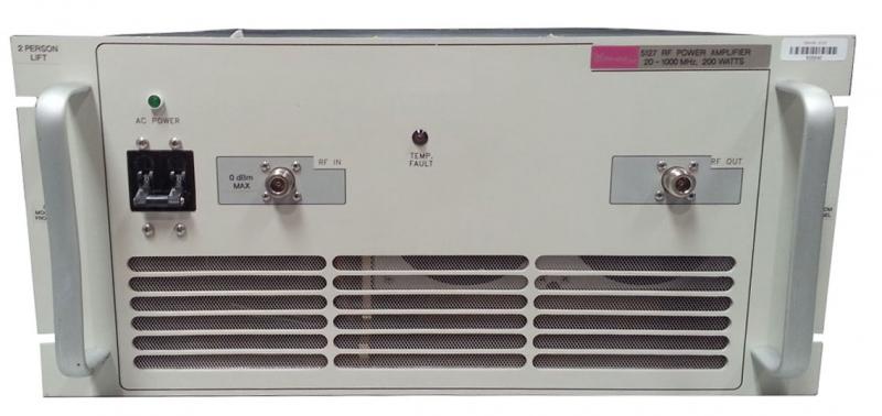 Rent or Buy Ophir 5127 Amplifier, 20 MHz - 1 GHz, 200W