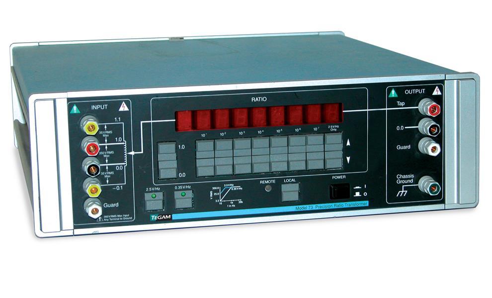 Esi Prt73 Programmable Ratio Transformer Rental  Repair