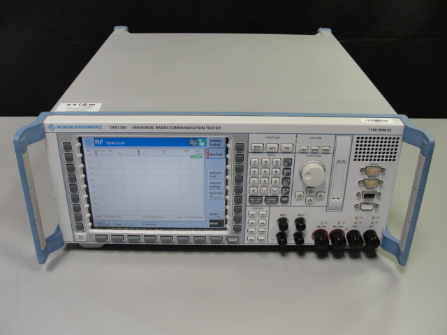 Image of Rohde-Schwarz-CMU200 by Axiom Test Equipment