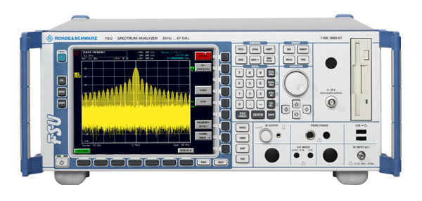 Image of Rohde-Schwarz-FSU26 by Axiom Test Equipment