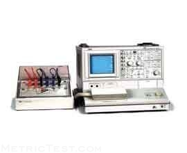Tektronix 371 High Power Curve Tracer
