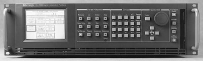 Tektronix TG2000 Multi Format Video Signal Generator