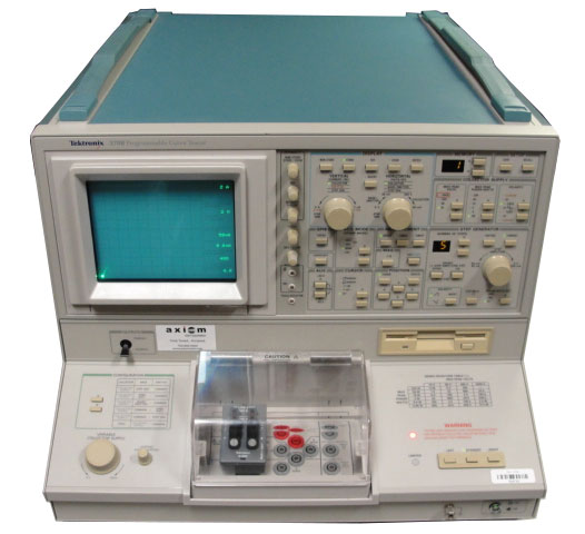 Curve Tracer Kit : Rent or buy tektronix b curve tracer