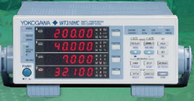Power Meters In Line : Rent or buy yokogawa wt hc digital power meter dc