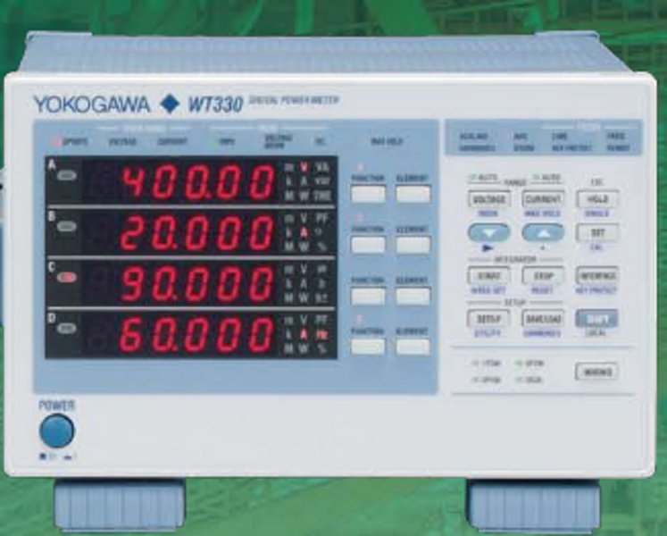 Power Meters In Line : Rent or buy yokogawa wt digital power meter dc