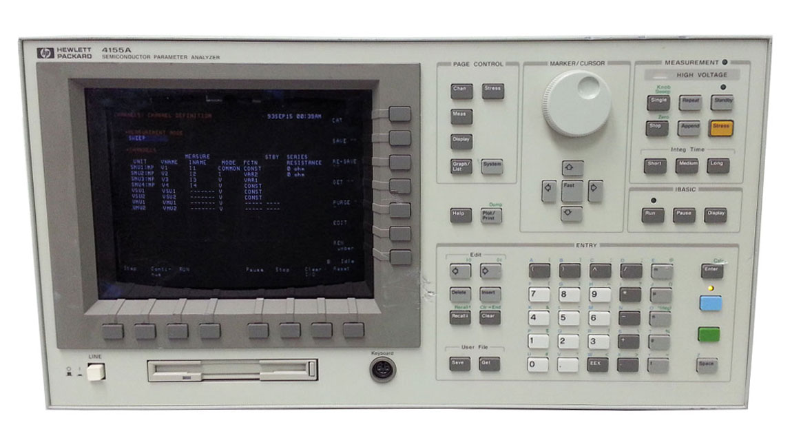 Image of Agilent-HP-4155A by Axiom Test Equipment