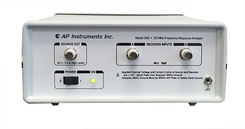 Frequency Response Analyzer : Rent or buy ridley engineering ap frequency response
