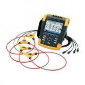 Fluke 435-II Power Quality Analyzer, 3 Phase