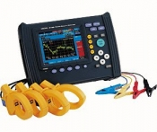 Hioki 3196 Power Quality Analyzer, 3-Phase