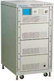 Chroma 6590 AC Source, 9KVA, 0-300V, 15 - 2 kHz, 1 or 3 Phase