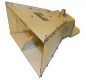 EMCO 3115 Double Ridge Guide Horn Antenna, 1 GHz - 18 GHz