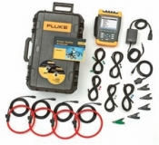 Fluke 437-II Power Quality and Energy Analyzer, 3-Phase, 400 Hz