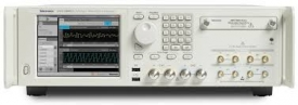 Tektronix AWG70002A Arbitrary Waveform Generator, 10 GHz, 2 Ch., up to 50 GS/s