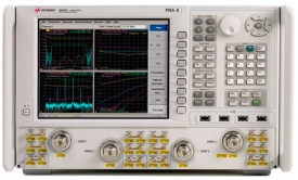 Keysight / Agilent N5245A PNA-X Network Analyzer, 10 MHz to 50 GHz