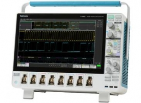 Tektronix MSO58 Mixed Signal Oscilloscope, 350 MHz up to 2 GHz, 8 Flexchannels, 6.25 GS/s